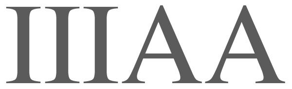 IIIAA Logo